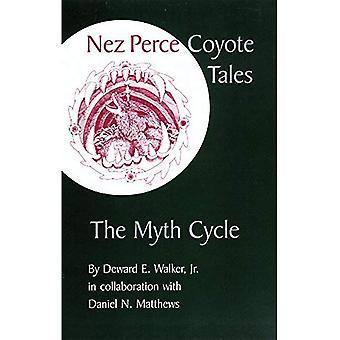 Nez Perce coiote contos: O ciclo do mito