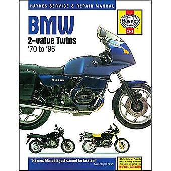 BMW 2-Valve Twins Service and Repair Manual (Haynes Service & Repair Manual)