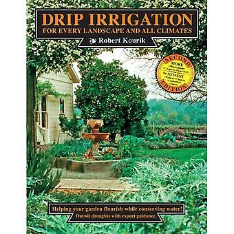 Irrigazione a goccia per ogni paesaggio e tutti i climi