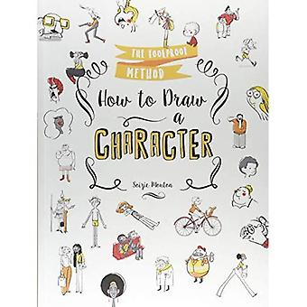 Como desenhar uma personagem