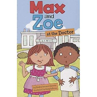 Max and Zoe at the Doctor (Max & Zoe