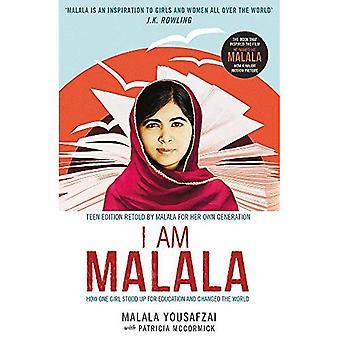 Jag är Malala: hur en tjej stod upp för utbildning och förändrade världen