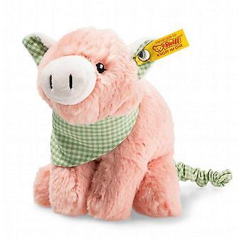 Steiff Piggilee grisen sidder 18 cm