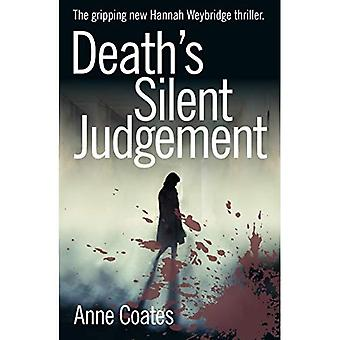 Death's Silent Judgement (Hannah Weybridge)