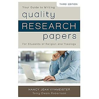 Quality Research Papers PB