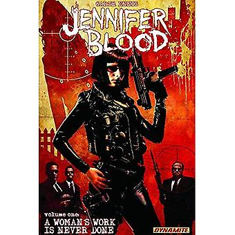 Garth Ennis' Jennifer bloed Volume 1 TP