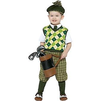 Future Golfer Toddlers Costume