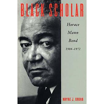 Zwarte geleerde Horace Mann Bond 19041972 door stedelijke & Wayne J.