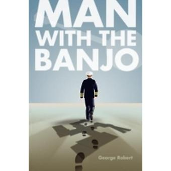 Man with the Banjo by Robert & George