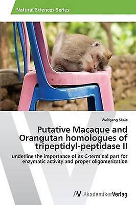 Putative Macaque and Orangutan homologues of tripeptidylpeptidase II by Skala Wolfgang