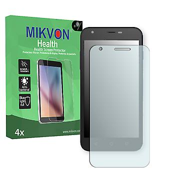 Archos 50c Platinum Screen Protector - Mikvon Health (Retail Package with accessories)