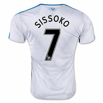 2015-16 Newcastle maillot (Sissoko 7) - Kids