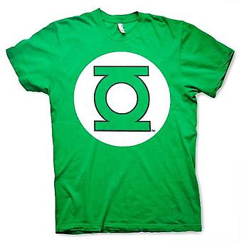 Men's DC Comics Originals Green Lantern Logo T-Shirt