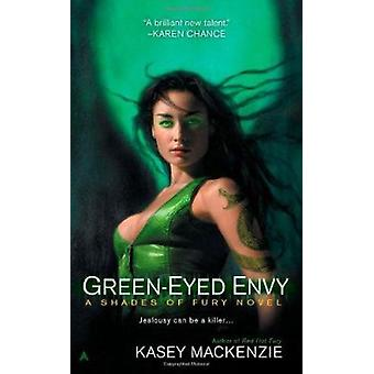 Green-Eyed Envy by Kasey MacKenzie - 9780441020492 Book
