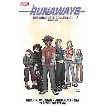 Runaways - the Complete Collection - Volume 1 by Brian K. Vaughan - Adr