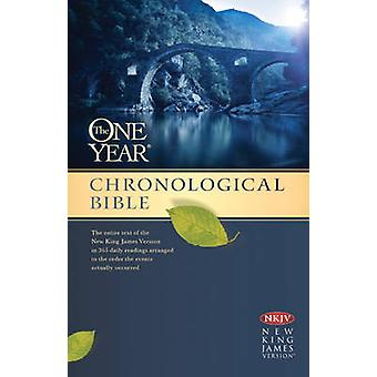 One Year Chronological Bible by Tyndale House Publishers - 9781414376