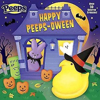 Happy Peeps-Oween! by Andrea Posner-Sanchez - Daniela Massironi - 978