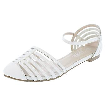Damer plats på spänne fäst Casual sandaler F80160