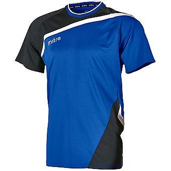 Mitre Temper Short Sleeve Jersey Shirt For Boys
