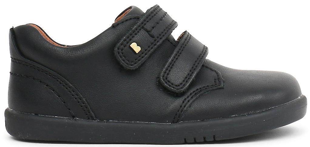 Bobux I-walk garçons Port School chaussures noir