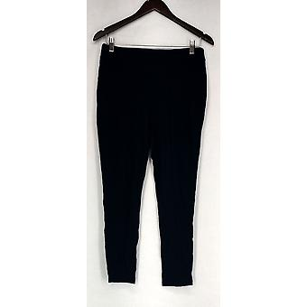 Joan Rivers Classics Collection Petite Leggings Pull-On Knit Blue A262858