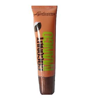 Bad & lichaam werkt kokosnoot mango Liplicious smakelijke make-up 0,47 Oz/14 ml