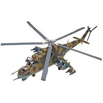 Plastic Model Kit Mil 24 Hind Helicopter 1:48 85 5856