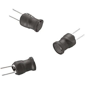 Inductor Radial lead 5075 Contact spacing 2.5 mm