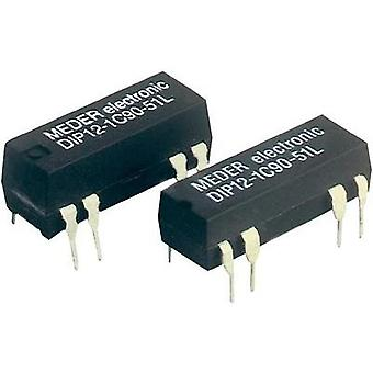 Reed relay 1 change-over 5 Vdc 0.5 A 10 W DIP 8