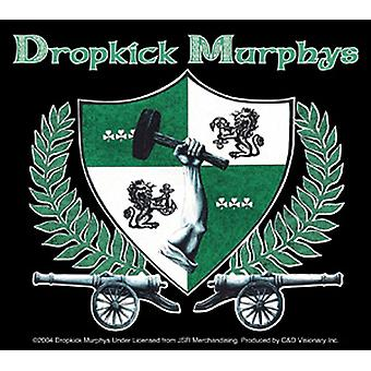 Dropkick Murphys Sing Loud vinyl sticker 100mm x 115mm  (cv)