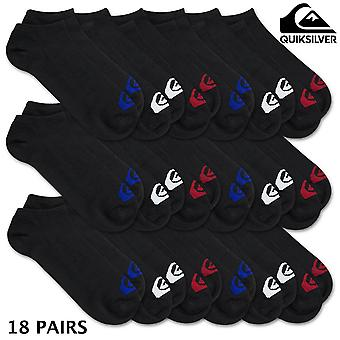 6 x Calcetines Quiksilver 3-Pack