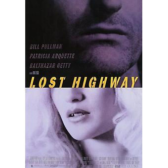 Affiche du film Lost Highway (11 x 17)