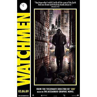 The Watchmen - style E Movie Poster (11 x 17)