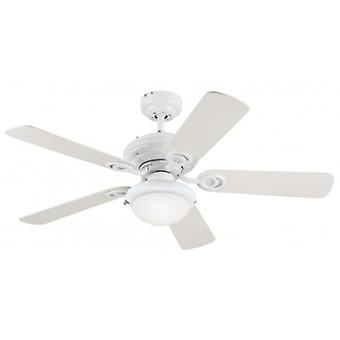 Westinghouse soffitto ventilatore Apollo disco Plus bianco 105 cm/42