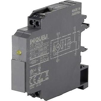 Interface relay, 11.25 mm wide Hiquel K1S 230Vac