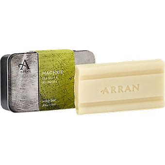 Arran Sense of Scotland Machrie Tinned Soap