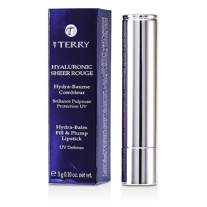 Por Terry hialurónico Sheer Rouge Hydra Balm llenar y Plump Lipstick (UV Defense) - # 11 Fatal Shot 3g / 0.1 oz