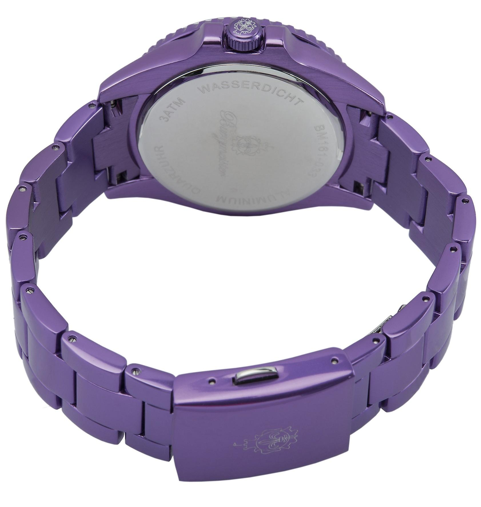 Burgmeister Ladies Watch Color Sport BM161-033