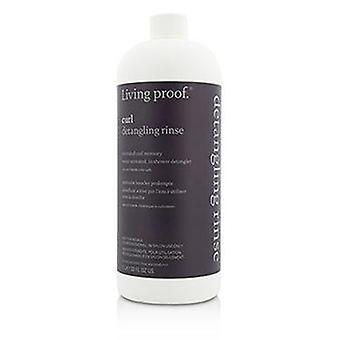 Living Proof Curl Detangling Rinse - 1000ml/32oz