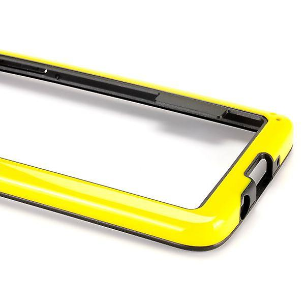Hybrid Car Yellow for Samsung Galaxy A3 A300 A300F