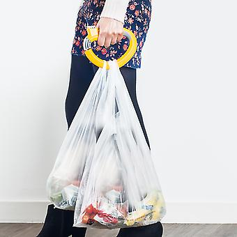 One Trip Grip Shopping Handle Grocery Carrier Bag Holder
