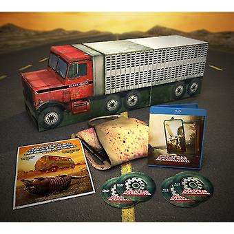 Texas Chain Saw Massacre: 40th Anniversary Black Maria Limited Edition [BLU-RAY] USA import