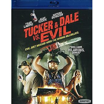 Tucker & Dale vs. Evil [BLU-RAY] USA import