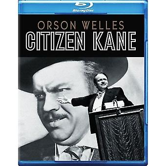 Citizen Kane: 75th årsdagen [Blu-ray] USA import