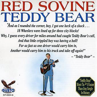 Rød Sovine - bamse [CD] USA importerer