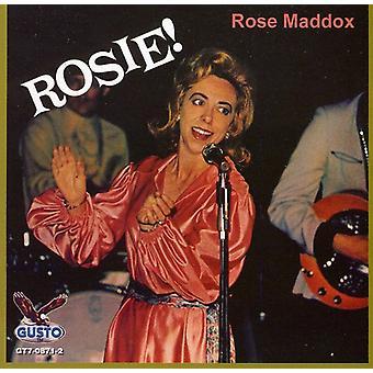 Rose Maddox - Rosie [CD] USA import