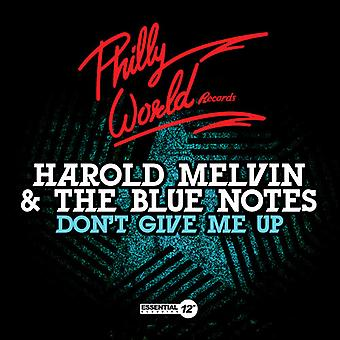 Harold Melvin & Blue Note - importazione USA Don't Give Me Up [CD]