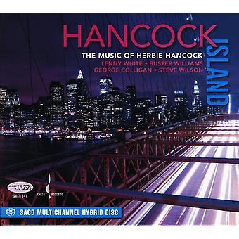 Hancock Island: The Music of Herbie Hancock - Hancock Island: The Music of Herbie Hancock [CD] USA import