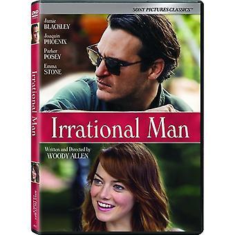 Irrational Man [DVD] USA import