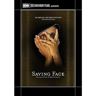 Saving Face [DVD] USA import